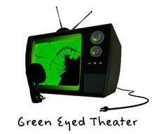Green Eyed Theater Logo