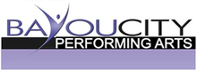 Bayou City Performing Arts Logo