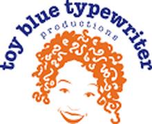Toy Blue Typewriter Productions logo