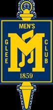 UM Mens Glee Club Key