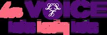 Her Voice logo