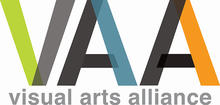 Visual Arts Alliance logo